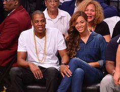 Pin for Later: Beyoncé et Jay Z, On Essaye De Vous Expliquer