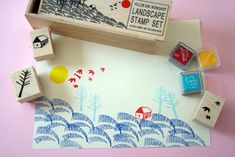 Stamp Sets by Yellow Owl Workshop