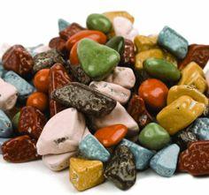 Kimmie Choc-O-Rocks - Chocolate Shaped Rock Candy