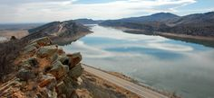 Fort Collins...Horsetooth Reservoir. lived here 3 wonderful years