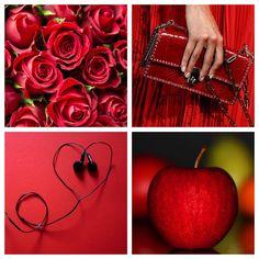 """#poramaisb - A cor mais quente: celebrando o vermelho na moda, no design, na arte, na paisagem, no cotidiano (""""Uma mulher vestida de vermelho é, no meio da multidão, a imagem perfeita da heroína"""" - Valentino)"""