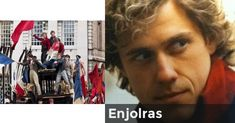 Enjolras   Which of the Les Amis are you?