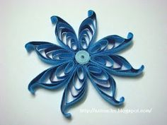AZLINA ABDUL: Two tone cascading loops flower tutorial