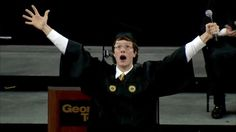 New Student Convocation - Nick Selby's Epic Sophomore Speech