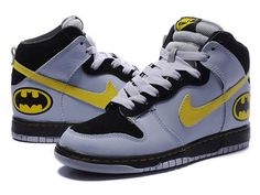 Want soo bad Nike Outfits, Batman Outfits, Superman Outfit, Sock Shoes, Shoe Boots, Batman Shoes, Nike Heels, Nike Kicks, Nike High Tops