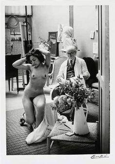 Henri Émile Benoît Matisse (31 de diciembre de 1869 - 3 de noviembre de 1954) fue un pintor francés conocido por su uso del color y por su uso original y fluido del dibujo. Dibujante, grabador, escultor, pero principalmente pintor, Matisse es reconocido como uno de los grandes artistas del siglo XX. Para los años 20 ya se había destacado por su maestría en el lenguaje expresivo del color y del dibujo.