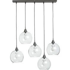 firefly pendant light in pendant lights, wall sconces | CB2 $229