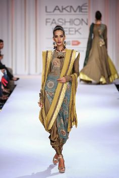 Divya Sheth Lakme Fashion Week Winter/Festive 2014