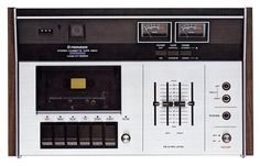 PIONEER CT-3030A (1974)