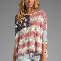 Free People Flag Sweater from REVOLVEclothing.com