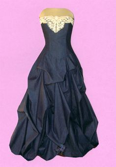 Denim Bridesmaid Dresses | ... , Special Occasion, Western Wedding, Denim and Laces Wedding Gowns