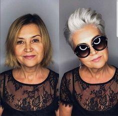 Neue Haarschnitt für Frauen ab 50