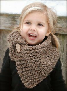 bufanda para niñas