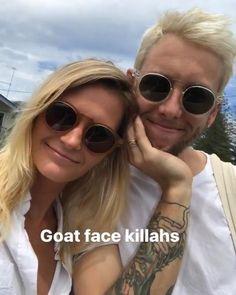 Goat face @yaku_