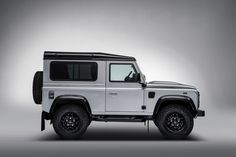 This Special Edition Land Rover Defender Is An Absolute Thing Of Beauty. And they only made one of 'em.