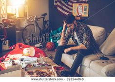 Image result for messy flat after party