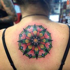 Mandala color!