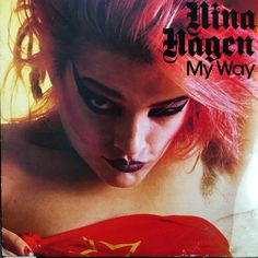 "Nina Hagen, My Way, vinyl maxi single 12"", 1980"
