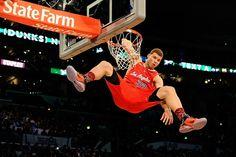 Blake Griffin Elbow Dunk