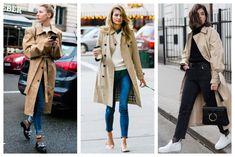 Come indossare il trench con stile | Consulente di immagine, Rossella Migliaccio Trench, Coat, Jackets, Style, Fashion, Down Jackets, Swag, Moda, Sewing Coat