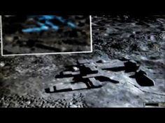 月面で撮影された建造物らしき画像集 - YouTube