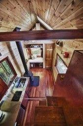 [Nomadisme et  lien social) Une mini-maison portable - belle hauteur sous plafond, espace modulable - coût 15 000€ en auto-construction (avec les copains) : le rêve, quoi ! via CULTURE, HUMANITÉS ET INNOVATION | Scoop.it
