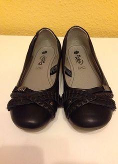 Kaufe meinen Artikel bei #Kleiderkreisel http://www.kleiderkreisel.de/damenschuhe/ballerinas/115120018-schwarze-ballerinas-von-dockers