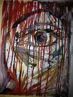 Bianka Huff painting
