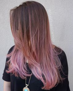 Rose Gold Hair Color Inspiration | POPSUGAR Beauty
