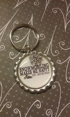 Snowmobiling Makes Me Happy You Not So Much by tracikennedy, $6.00