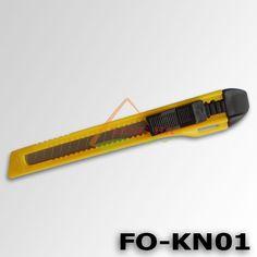 Sang Hà Văn phòng phẩm giá sỉ - Dao rọc giấy Thiên Long FO-KN01 9mm