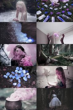 witchy children aesthetic (more here)
