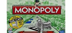 Hasbro Monopoly Original USA Version with New York City Streets Monopoly Original USA Version with New York City Streets (Barcode EAN = 0653569869023). http://www.comparestoreprices.co.uk/board-games/hasbro-monopoly-original-usa-version-with-new-york-city-streets.asp
