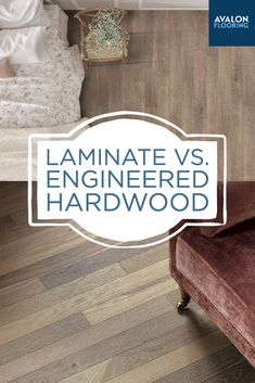 When it comes to new flooring for your home, laminate and engineered hardwood flooring are two great choices if you want the look of natural hardwood. They are both very similar and have grown a lot over the last few decades. But, how do you know which one is the right one for you? Well, that's why we have this blog to help you out!