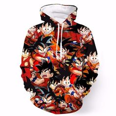 Dragon Ball Z Clothing Hoodie Come check out all the stuff we have Free shipping on all orders! animemaniacs.me/