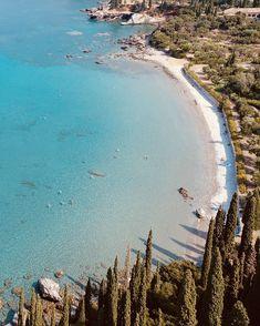 Kalamitsi Travelogue, River, Landscape, Beach, Outdoor, Instagram, Greece, Outdoors, Scenery