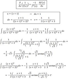 resolving integrals by u-substitution step by step