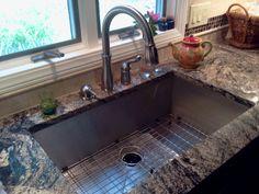 Find This Pin And More On Zero Radius 1 2 Undermount Kitchen Sinks