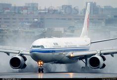 High quality photo of B-6523 (CN: 1187) Air China Airbus A330-343 by AIRSHI