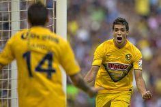 América 2-0 Chivas (2do Tiempo) gol de Raul Jimenez/Apertura 2013
