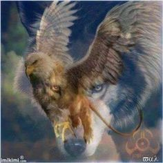 More Pins for your board Feathers Native American Wolf, Native American Paintings, Native American Wisdom, Native American Pictures, American Indian Art, Animal Spirit Guides, Wolf Spirit Animal, Eagle Pictures, Wolf Pictures
