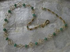 Womens Solid 18k Genuine Emerald Handcrafted by vixjewellery