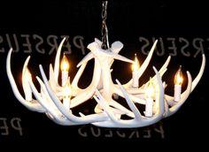 Wohnzimmer Lampe Modern Online Kaufen Grohandel Moderne Kronleuchter Antler Aus China AntlersBuy