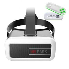 Find More 3D Glasses/ Virtual Reality Glasses Information about VR PARK Virtual Reality Headset 3D Glasses Google Cardboard vr box Glasses for 4.7   6 inche Smartphone + Bluetooth Gamepad 6.0,High Quality headset splitter,China headset noise Suppliers, Cheap glasses ipod from Guangzhou Etoplink Co., Ltd on Aliexpress.com