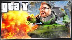 TRANSFORMERS | GTA 5 Online (GTA V Funny Moments)