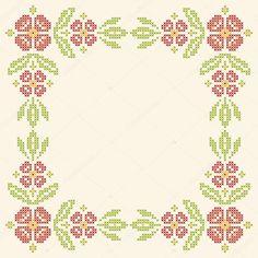 Descargar - Lomillo en estilo ucraniano — Ilustración de Stock #33994463