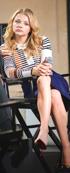 Chloe Grace Moretz Chloe Morets, Sils Maria, Flawless Beauty, Liv Tyler, Chloe Grace Moretz, Female Stars, Great Legs, Beauty Girls, Lily Collins