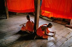 Siem Reap, Cambodia. Steve McCurry: gorgeous photographs of people reading around the world.   stories are everywhere