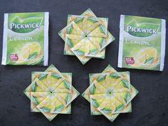 Pickwick theezakjes Lemon