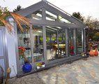 MAUL Wintergärten und Überdachungen – Wintergarten Giebeldach